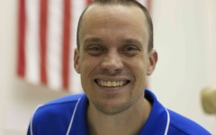 Blake Girls Head Swim Coach Kris Rosenberg was all smiles on Wednesday because all his section swimmers will be advancing to section finals on Friday!