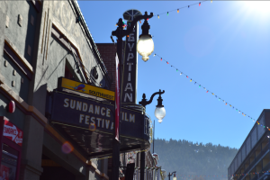 Editor-in-Chief Jonah Sandy's experience at Sundance Film Festival