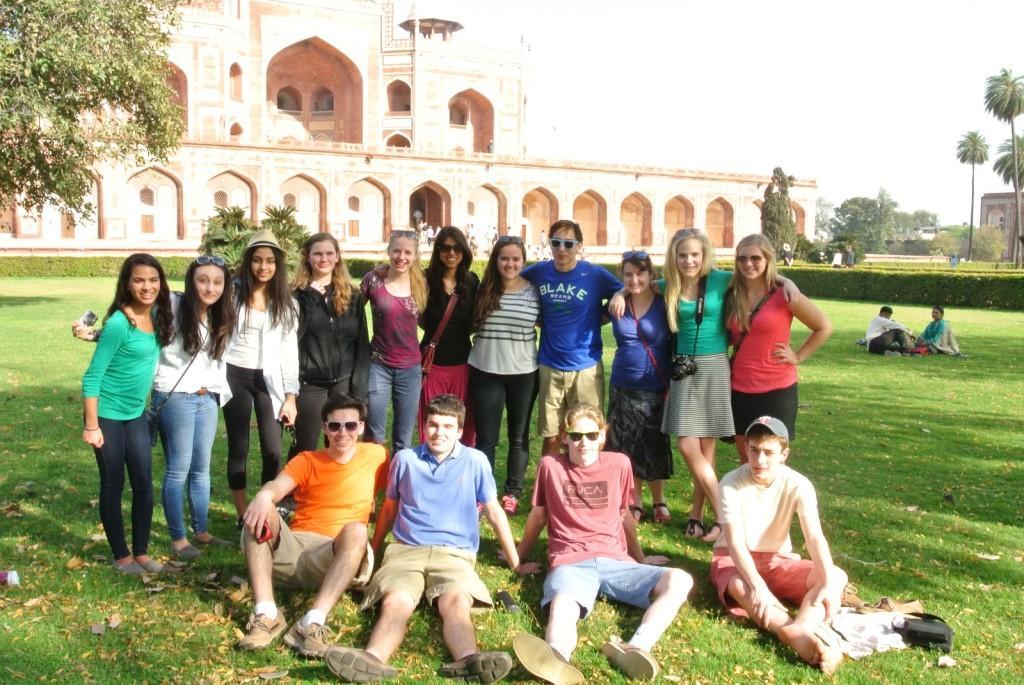 India+Spring+Break+Trip