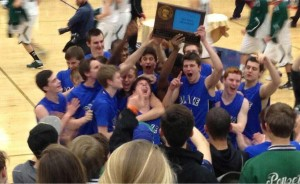 Photo of the Day 3/15: Boys bball win adds to the dynasty