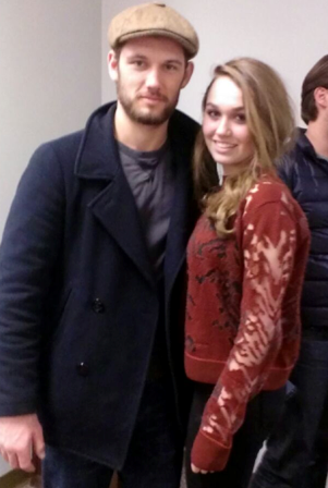 Endless love interview with Alex Pettyfer