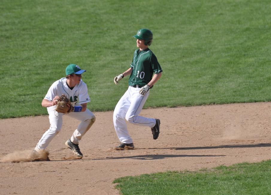 Blake Boys' Baseball steps up to the plate