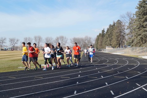 Track team's significant growth to bring an unparalleled season