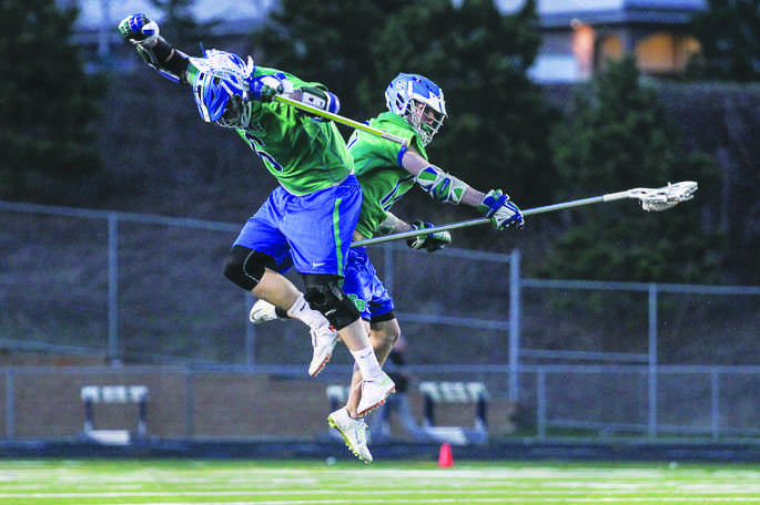 Lacrosse team rebuilds to yield best season