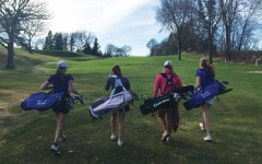 Golf atmosphere on par with players' goals