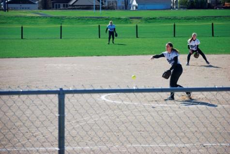 Softball finds its sweet spot