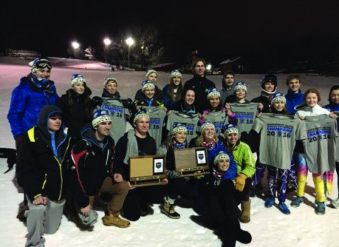 The boys' and girls' alpine teams both won the IMAC Conference Championship race on January 27.