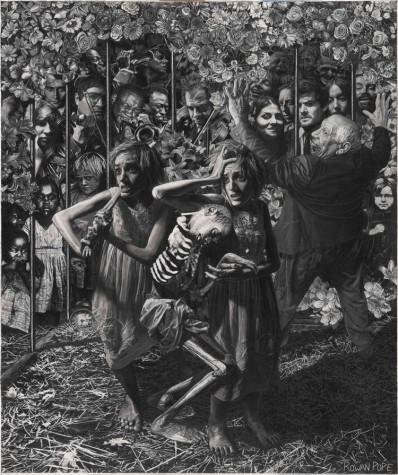 """""""A Hunger Artist"""" by Rowan Pope"""