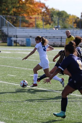 Girls' Soccer dominance ends in State