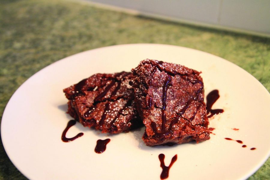 Recipe of the Month: Masala Chai Brownies