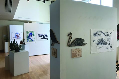 Martha Bennett Gallery debuts bird themed exhibit