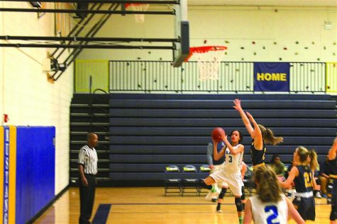 Girls' Basketball flourishes in new season