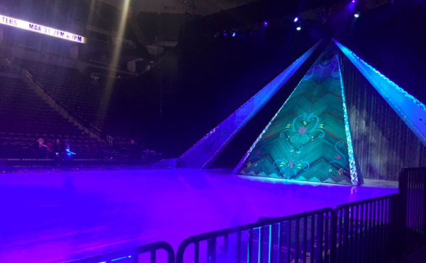 Frozen on Ice had performance from February 28 to March 4.