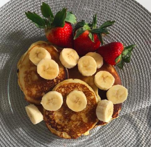 Applesauce oatmeal pancake recipe
