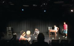 Student-directed plays engage students in unique ways