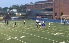 Boys' Soccer starts season with major home victory