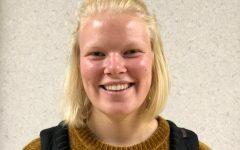 Annika Gutzke '19 has been rowing since eighth grade.