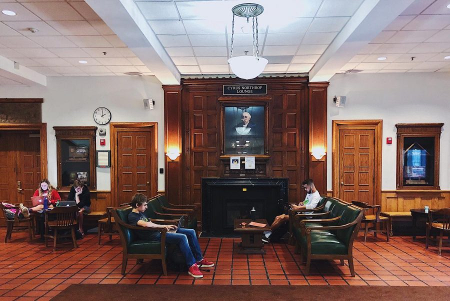 News brief: Cyrus Northrop Lounge renovations