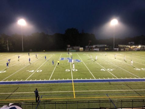 Wattson shines in Boys' Soccer win over St Thomas Academy