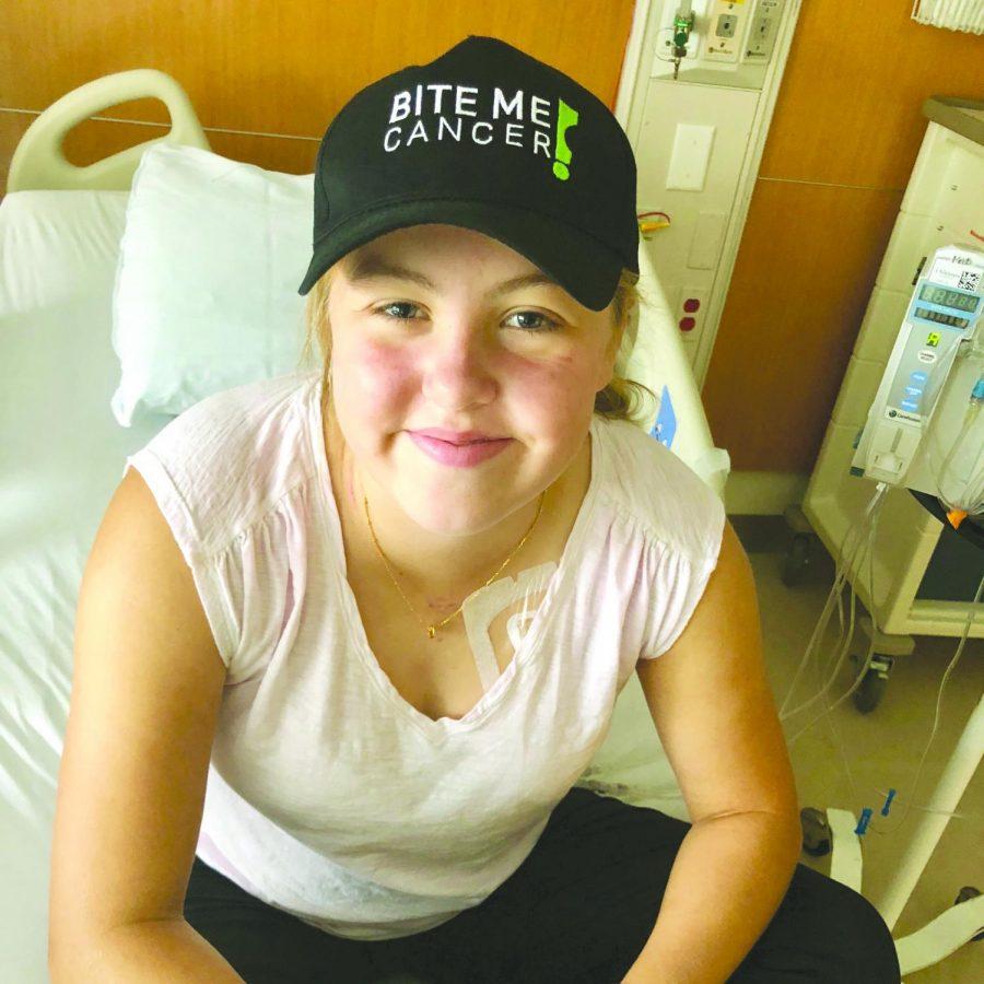 Lauren Smith '20 inspires peers through resilience, spirit