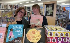 BEARdecott Award Begins. Olson and Buchanan preparing for Seattle.