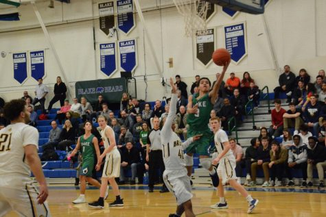 Boys' Basketball Improved But Still Struggling