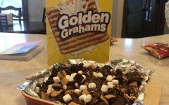 Golden Graham Treats