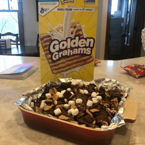 Golden Graham Treats