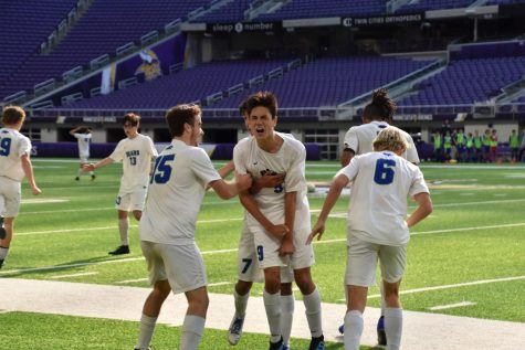 Boys and Girls State Soccer Photos