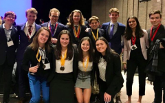 DECA Dominates, Even With Limited Business Curriculum