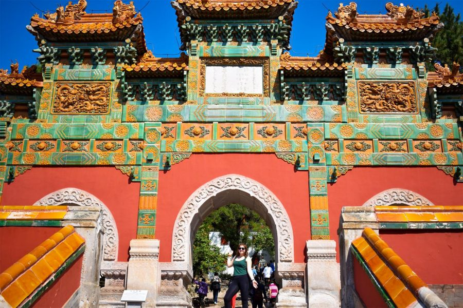 Zoe+Feldshon+%E2%80%9821+visits+the+Chengde+for+a+weekend+trip.+Chengde+is+situated+in+the+Hebei+Province%2C+northeast+of+Beijing.