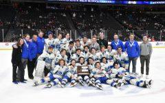Boys' Hockey Takes Third in State Tournament