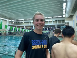 Athlete Spotlight: Bearstangs Swimmer Lucio Bollettieri