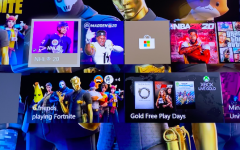 Xbox Home screen