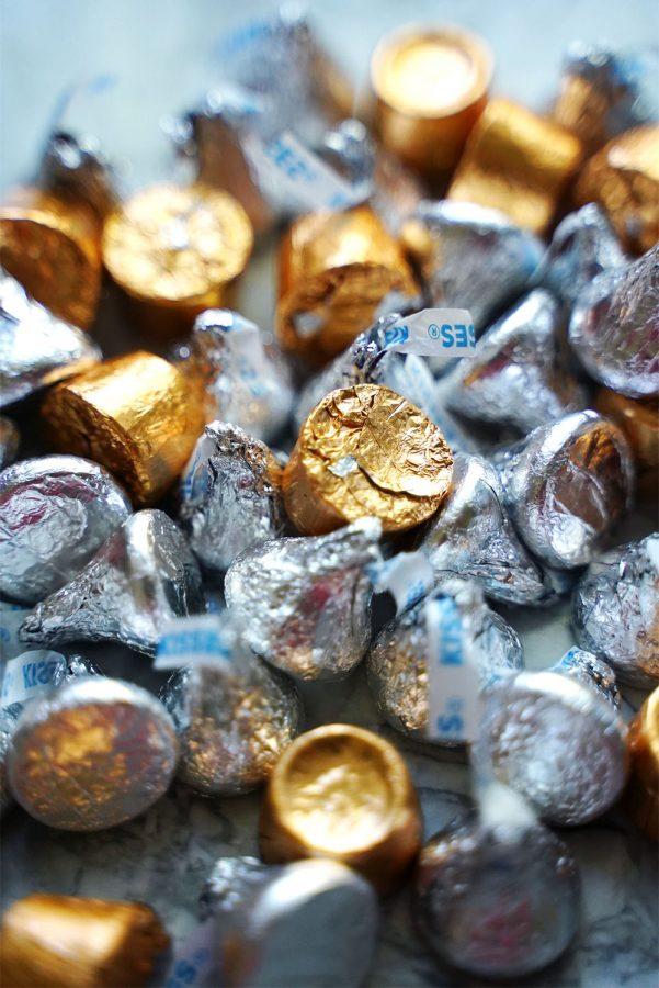 Chocolate-kisses
