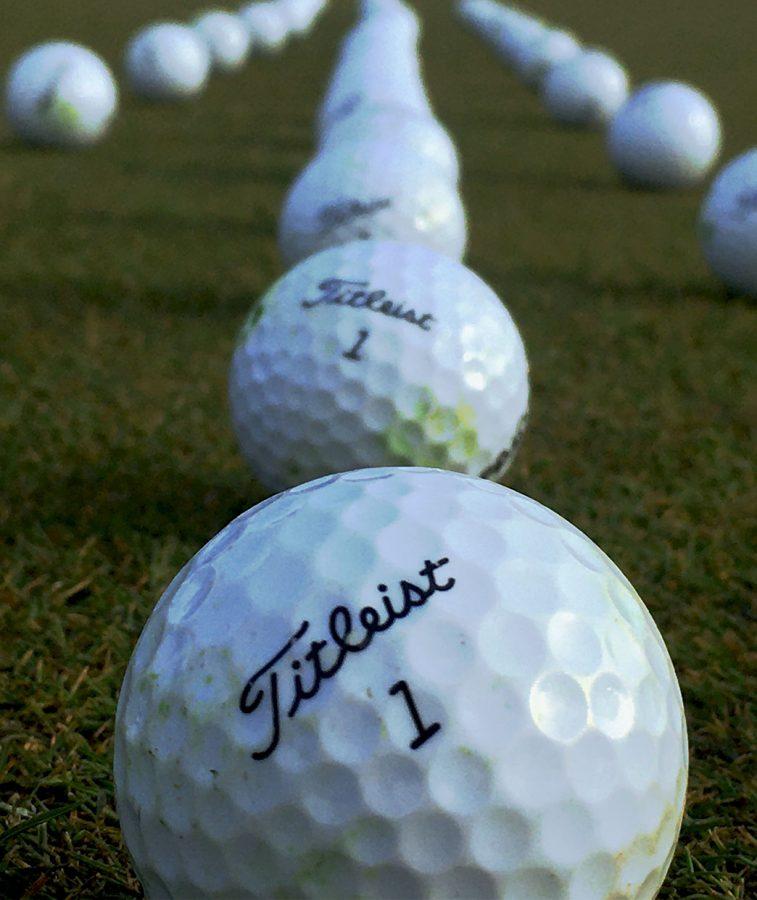 Golf-ball-pattern