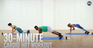POPSUGAR is one of many Youtube accounts that create videos that stimulate workout classes