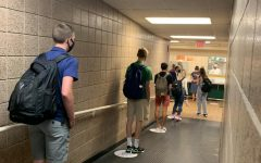 Students Experience New Lunchroom Guidelines In the Wake of Coronavirus