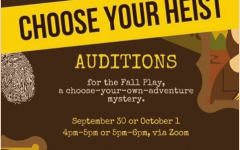 Fall Play Announced