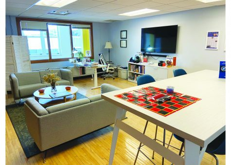 The Equity Lab came from the Office of Equity and Community Engagement (OECE), pictured above. However, the Lab is only virtual.