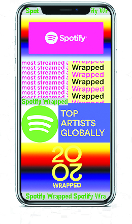 Spotify Wrapped Ends Chaotic Year, Brings Joy