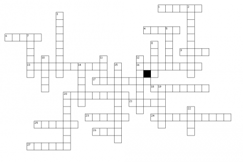 November Crossword