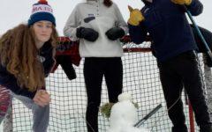 Snowy Activity's Return For Winter Season