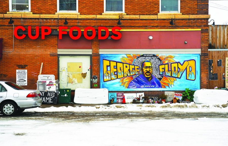 George Floyd Square, located at the intersection of 38th Street and Chicago Ave in Minneapolis, was created following another instance of police brutality. On May 25 2020, Floyd was killed by a police officer. Following this tragic event, the square has been decorated with hundreds of paintings and sculptures and remains a place to memorialize Floyd and the Black Lives Matter movement. George Floyd Square has existed since the day after Floyd's death, but questions about its permanence are rising.