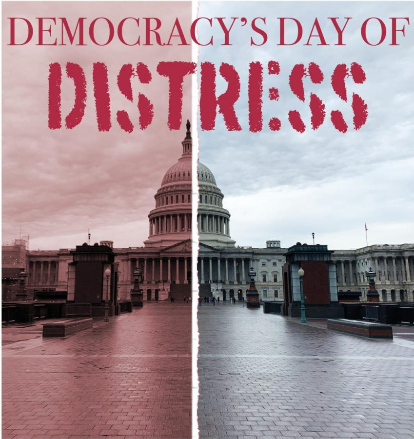 Democracy+and+democratic+processes+were+tested+at+the+U.S.+Capitol+on+Jan.+6+as+the+country+continues+to+widen+its+political+divide