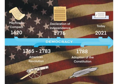 Pursuit of Democracy Remains in America Today,  Exemplified in 2020 Election