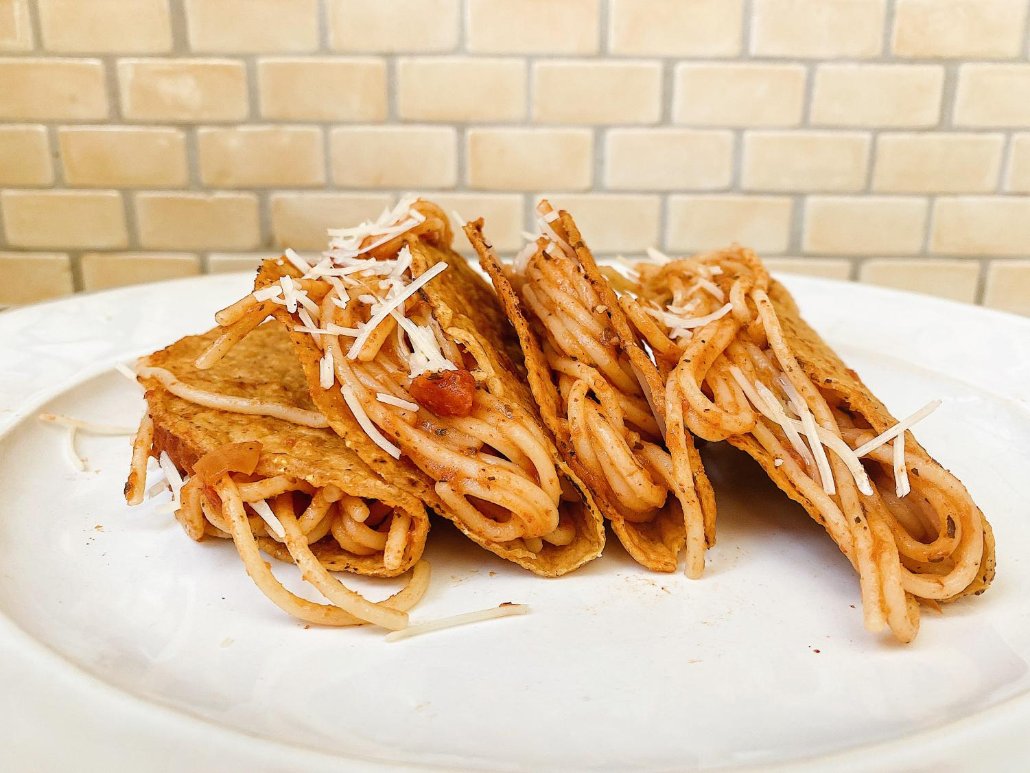 Spaghetti Tacos Remain Iconic The Spectrum