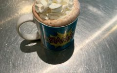 The recipe can be found on Food.com and the ingredients used in the cup above were 1% milk, Medaglia d'Oro Instant Espresso, Reddi Wip, and Lunds and Byerly's Decadent Fudge Syrup.