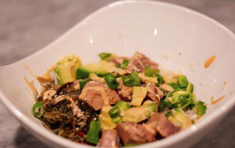 Hawaiian Poke Bowls and Poi: Recipes