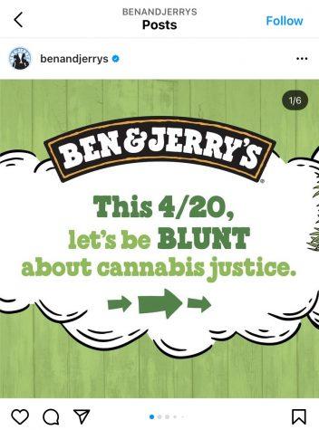 Ben & Jerrys Speaks Out, Corporate Activism